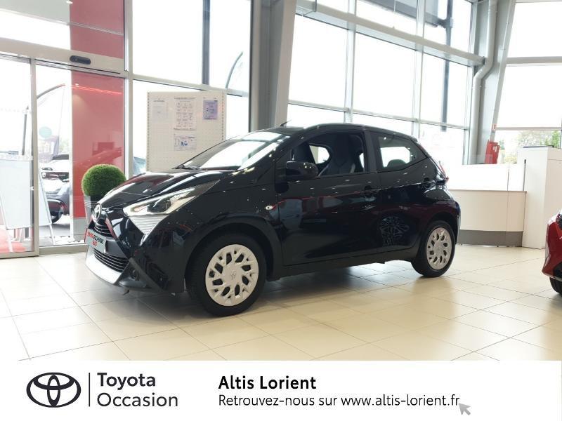 Photo 1 de l'offre de TOYOTA Aygo 1.0 VVT-i 72ch x-play 5p à 11490€ chez Altis - Toyota Lorient
