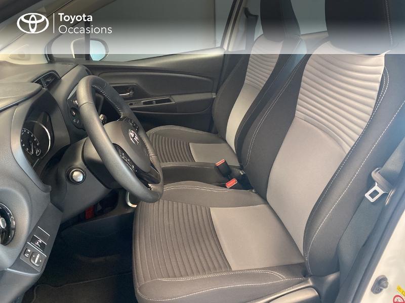 Photo 6 de l'offre de TOYOTA Yaris 100h Dynamic 5p MY19 à 13980€ chez Altis - Toyota Lorient