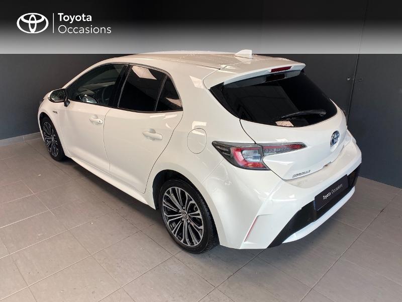 Photo 2 de l'offre de TOYOTA Corolla 122h Design à 20990€ chez Altis - Toyota Lorient