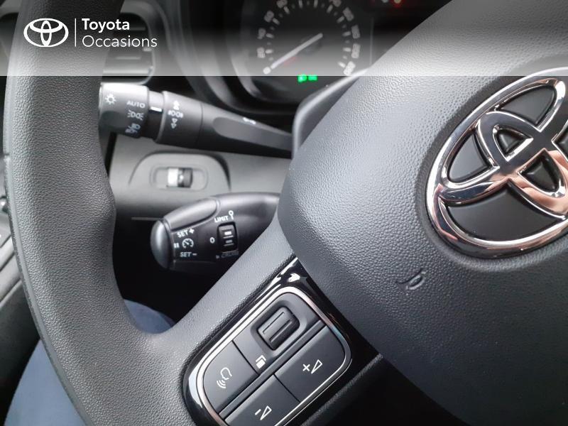 Photo 20 de l'offre de TOYOTA PROACE CITY Long 130 D-4D Business RC21 à 24590€ chez Altis - Toyota Lorient