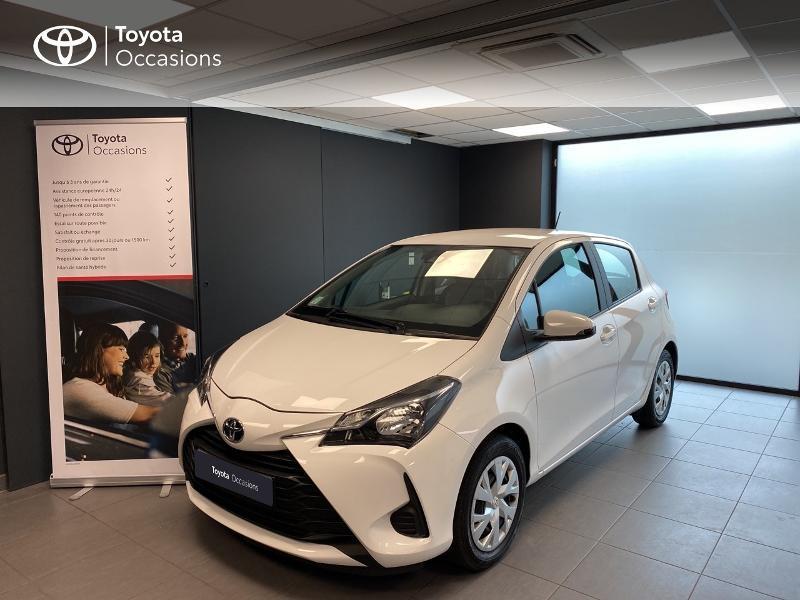 Photo 1 de l'offre de TOYOTA Yaris 70 VVT-i France 5p RC18 à 10990€ chez Altis - Toyota Lorient