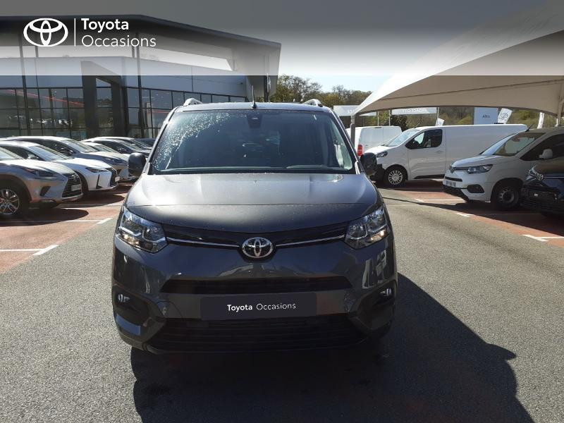 Photo 5 de l'offre de TOYOTA PROACE CITY Verso Medium 1.5 100 D-4D Design à 28190€ chez Altis - Toyota Lorient