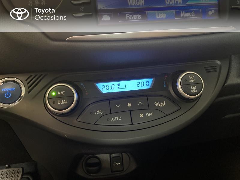 Photo 17 de l'offre de TOYOTA Yaris 100h Dynamic 5p MY19 à 13980€ chez Altis - Toyota Lorient