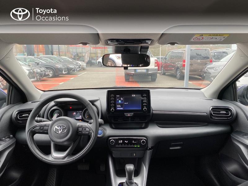 Photo 8 de l'offre de TOYOTA Yaris 116h Design 5p à 23000€ chez Altis - Toyota Lorient