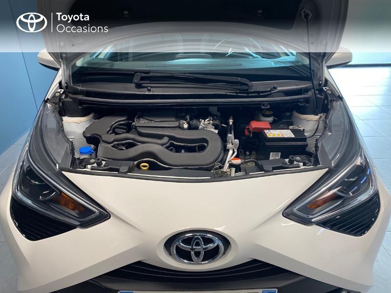 Photo 19 de l'offre de TOYOTA Aygo 1.0 VVT-i 72ch x-play 5p à 9490€ chez Altis - Toyota Lorient