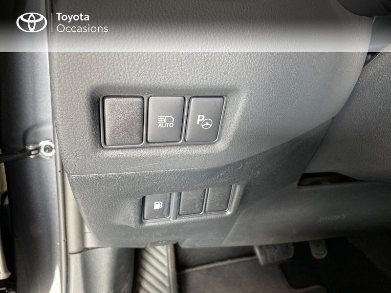 Photo 17 de l'offre de TOYOTA C-HR 122h Collection 2WD E-CVT à 22980€ chez Altis - Toyota Lorient