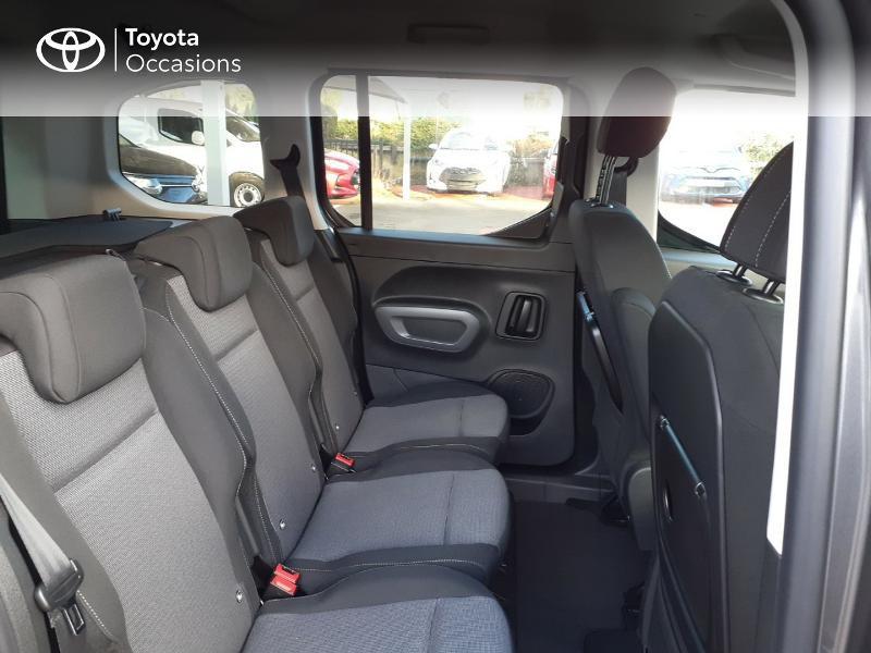 Photo 7 de l'offre de TOYOTA PROACE CITY Verso Medium 1.5 100 D-4D Design RC21 à 28590€ chez Altis - Toyota Lorient