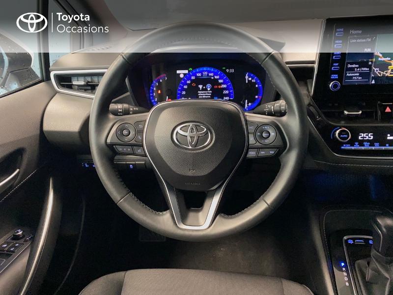 Photo 6 de l'offre de TOYOTA Corolla 122h Design à 20990€ chez Altis - Toyota Lorient