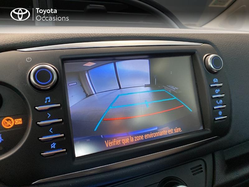 Photo 19 de l'offre de TOYOTA Yaris 100h Dynamic 5p à 13990€ chez Altis - Toyota Lorient