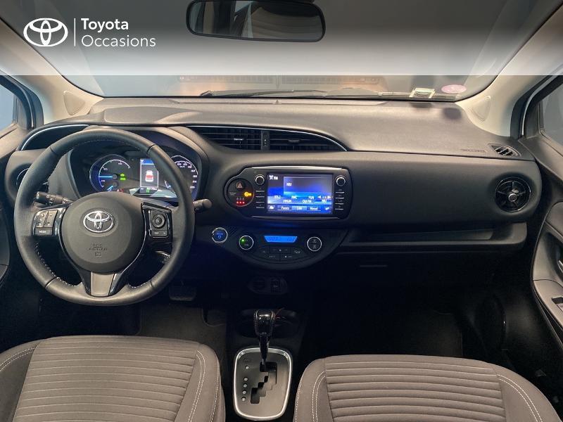 Photo 12 de l'offre de TOYOTA Yaris 100h Dynamic 5p MY19 à 13980€ chez Altis - Toyota Lorient