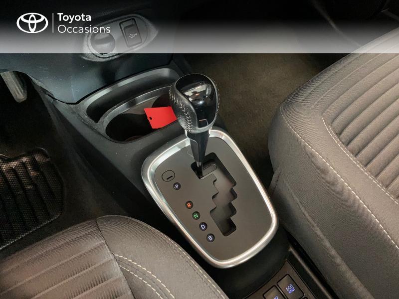 Photo 15 de l'offre de TOYOTA Yaris 100h Dynamic 5p RC18 à 13990€ chez Altis - Toyota Lorient