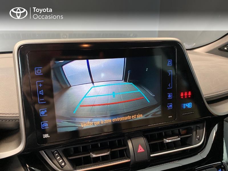 Photo 14 de l'offre de TOYOTA C-HR 122h Collection 2WD E-CVT à 22980€ chez Altis - Toyota Lorient