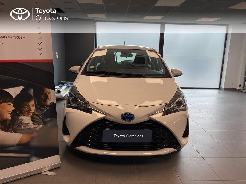 Photo 5 de l'offre de TOYOTA Yaris 100h France 5p à 13980€ chez Altis - Toyota Lorient