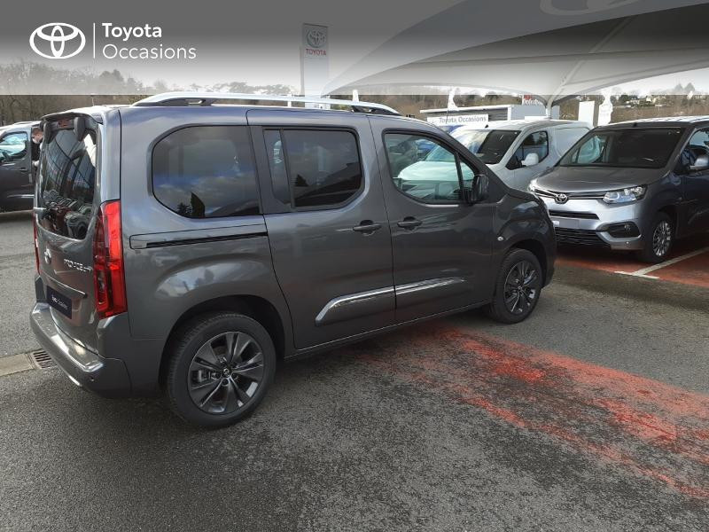 Photo 18 de l'offre de TOYOTA PROACE CITY Verso Medium 1.5 100 D-4D Design RC21 à 28590€ chez Altis - Toyota Lorient