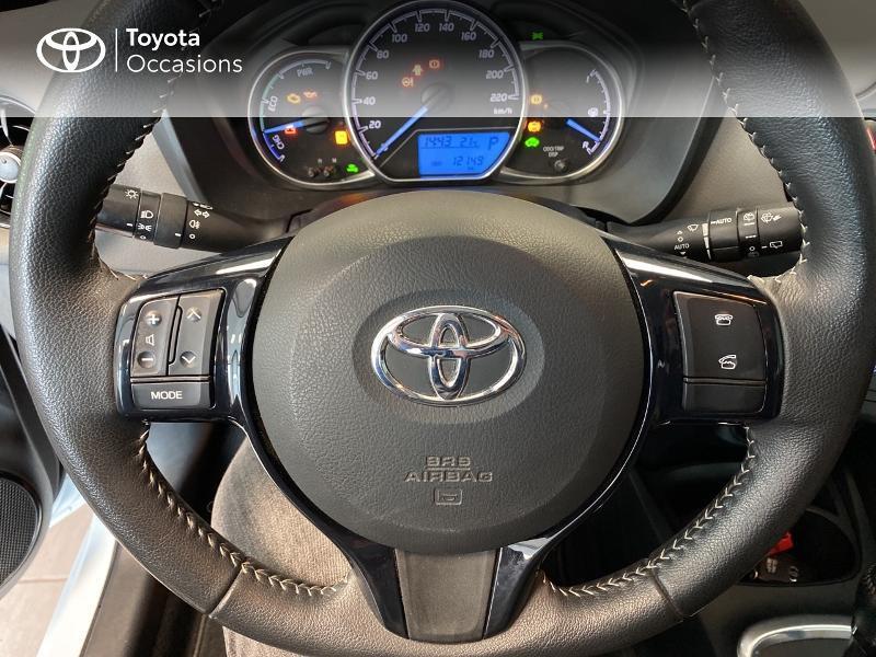 Photo 18 de l'offre de TOYOTA Yaris 100h France 5p à 13980€ chez Altis - Toyota Lorient