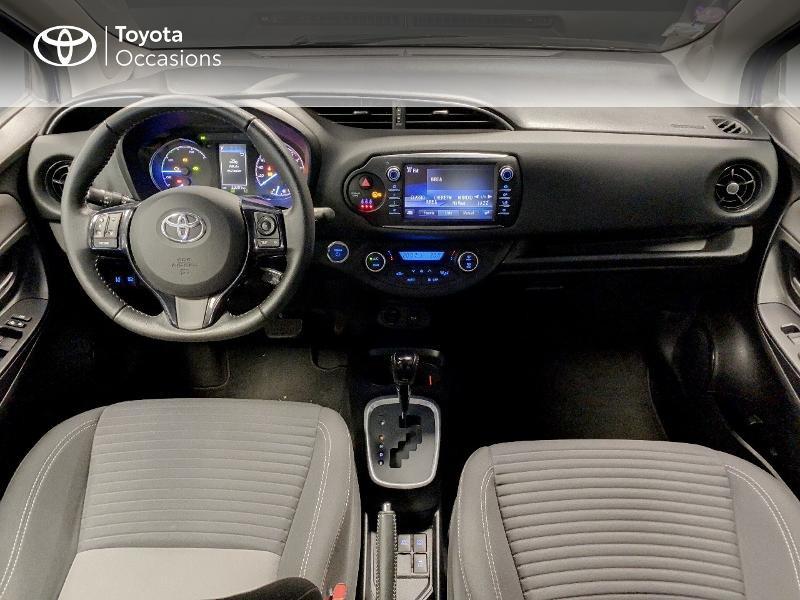 Photo 5 de l'offre de TOYOTA Yaris 100h Dynamic 5p à 12980€ chez Altis - Toyota Lorient