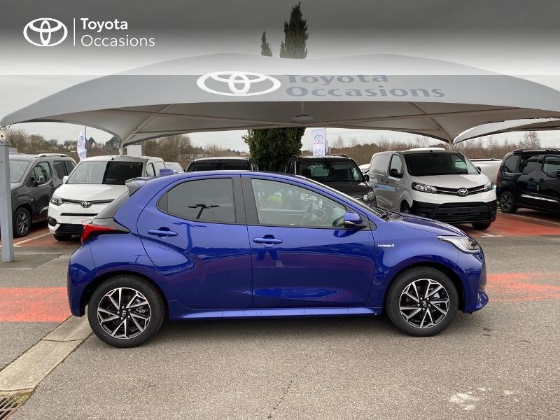 Photo 17 de l'offre de TOYOTA Yaris 116h Design 5p à 23000€ chez Altis - Toyota Lorient