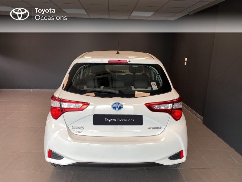 Photo 4 de l'offre de TOYOTA Yaris 100h France 5p à 13980€ chez Altis - Toyota Lorient