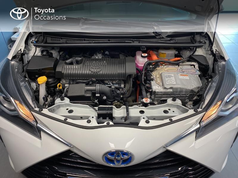 Photo 20 de l'offre de TOYOTA Yaris 100h France 5p à 13980€ chez Altis - Toyota Lorient