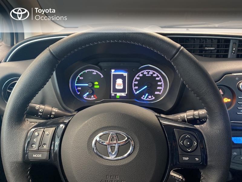 Photo 9 de l'offre de TOYOTA Yaris 100h Dynamic 5p MY19 à 13980€ chez Altis - Toyota Lorient