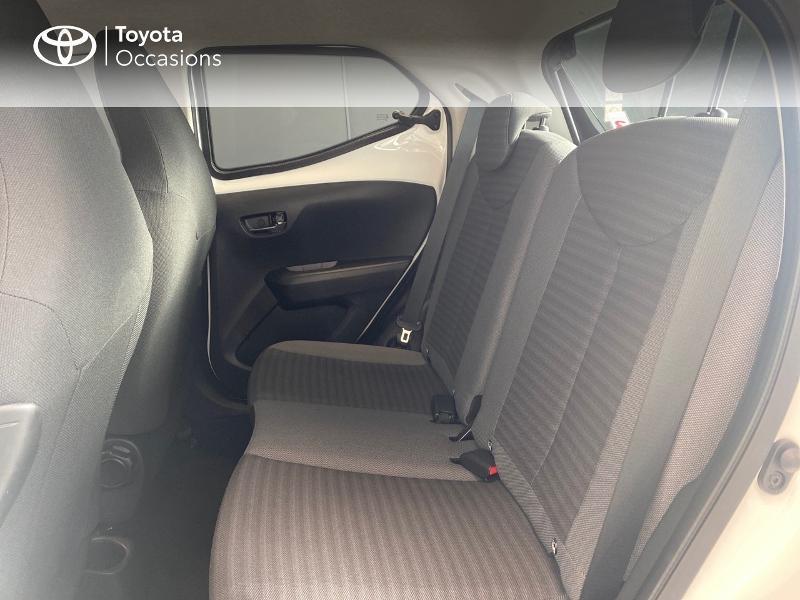Photo 7 de l'offre de TOYOTA Aygo 1.0 VVT-i 72ch x-play 5p à 9490€ chez Altis - Toyota Lorient