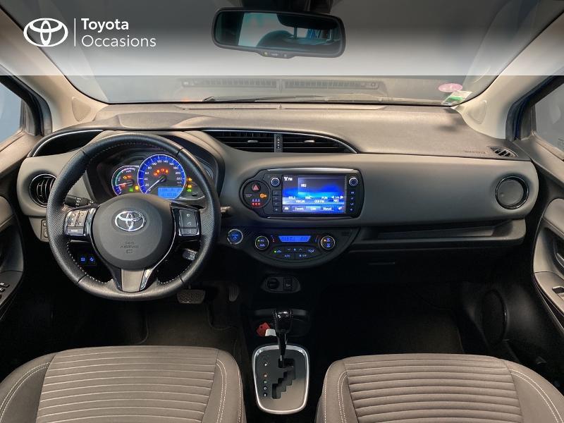 Photo 12 de l'offre de TOYOTA Yaris HSD 100h Design 5p à 12390€ chez Altis - Toyota Lorient
