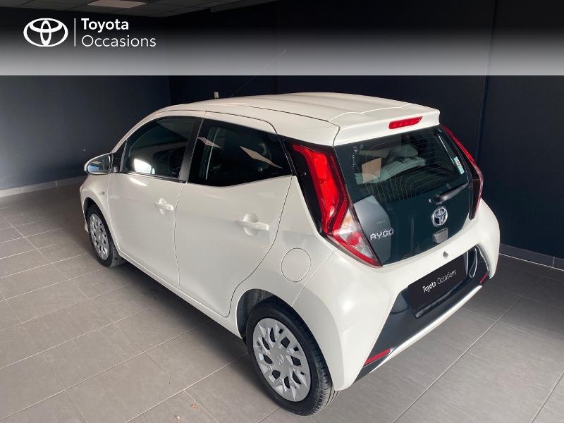 Photo 2 de l'offre de TOYOTA Aygo 1.0 VVT-i 72ch x-play 5p à 9490€ chez Altis - Toyota Lorient