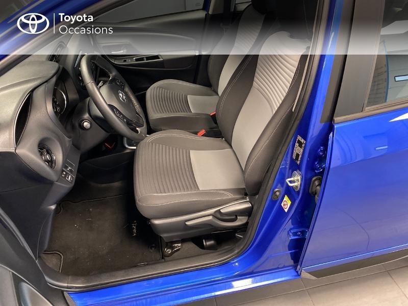 Photo 13 de l'offre de TOYOTA Yaris 100h Dynamic 5p à 12980€ chez Altis - Toyota Lorient
