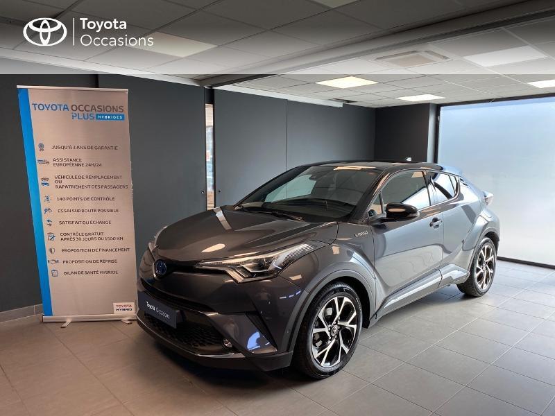 Photo 1 de l'offre de TOYOTA C-HR 122h Collection 2WD E-CVT à 22980€ chez Altis - Toyota Lorient