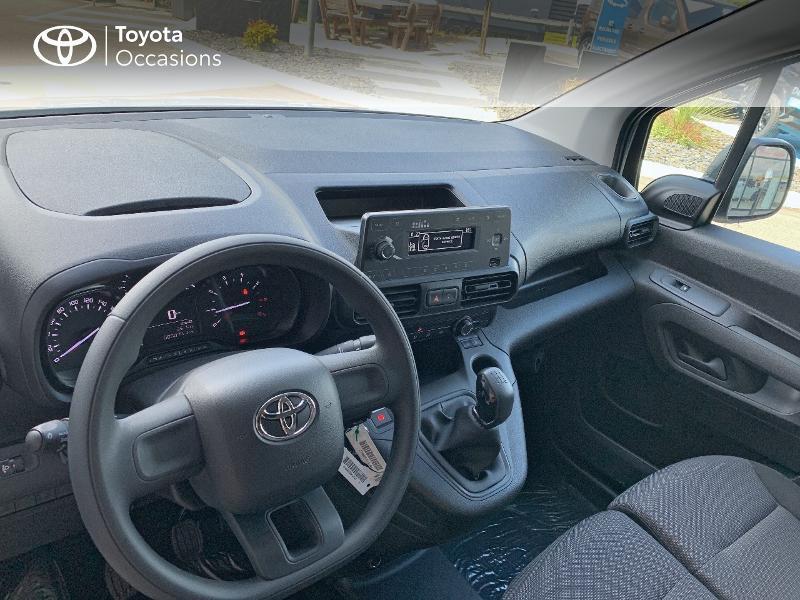 Photo 8 de l'offre de TOYOTA PROACE CITY Medium 75 D-4D Dynamic RC21 à 19990€ chez Altis - Toyota Lorient