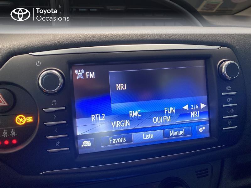 Photo 11 de l'offre de TOYOTA Yaris 100h Dynamic 5p MY19 à 13980€ chez Altis - Toyota Lorient