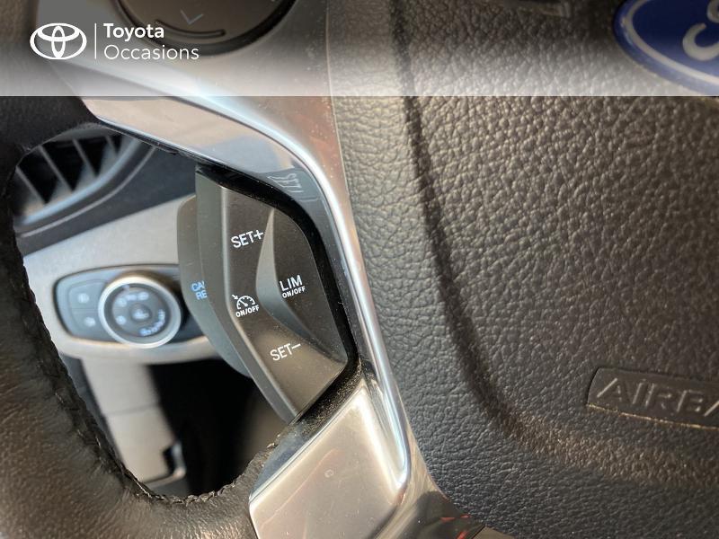 Photo 14 de l'offre de FORD Transit Connect L1 1.5 EcoBlue 75ch Trend Business à 13490€ chez Altis - Toyota Lorient