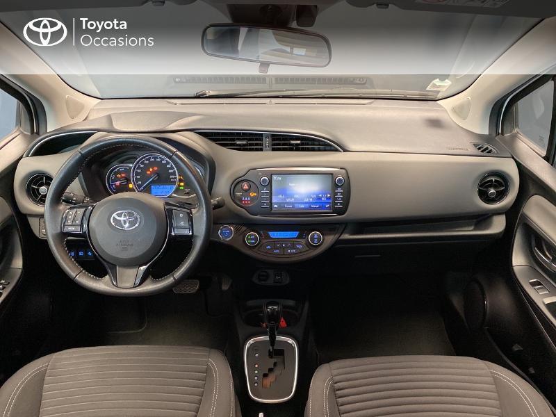 Photo 12 de l'offre de TOYOTA Yaris 100h France 5p à 13980€ chez Altis - Toyota Lorient