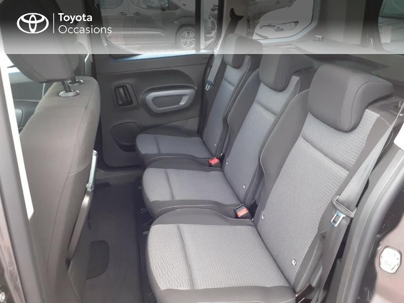 Photo 12 de l'offre de TOYOTA PROACE CITY Verso Medium 1.5 100 D-4D Design RC21 à 28590€ chez Altis - Toyota Lorient