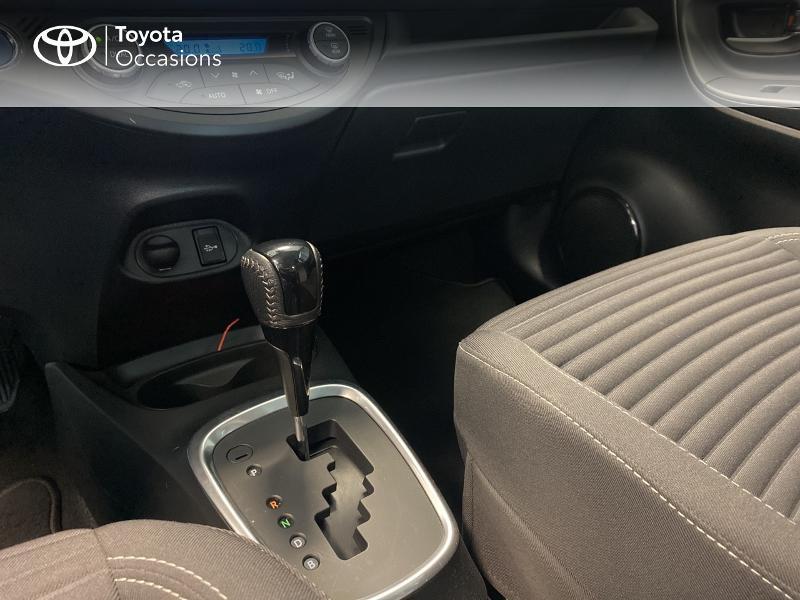 Photo 18 de l'offre de TOYOTA Yaris 100h Dynamic 5p MY19 à 13980€ chez Altis - Toyota Lorient