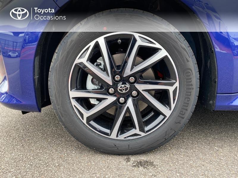 Photo 16 de l'offre de TOYOTA Yaris 116h Design 5p à 23000€ chez Altis - Toyota Lorient
