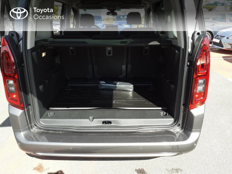 Photo 10 de l'offre de TOYOTA PROACE CITY Verso Medium 1.5 100 D-4D Design à 28190€ chez Altis - Toyota Lorient