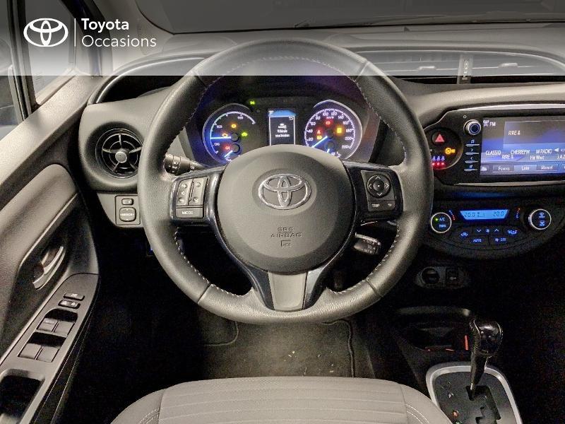 Photo 6 de l'offre de TOYOTA Yaris 100h Dynamic 5p à 12980€ chez Altis - Toyota Lorient