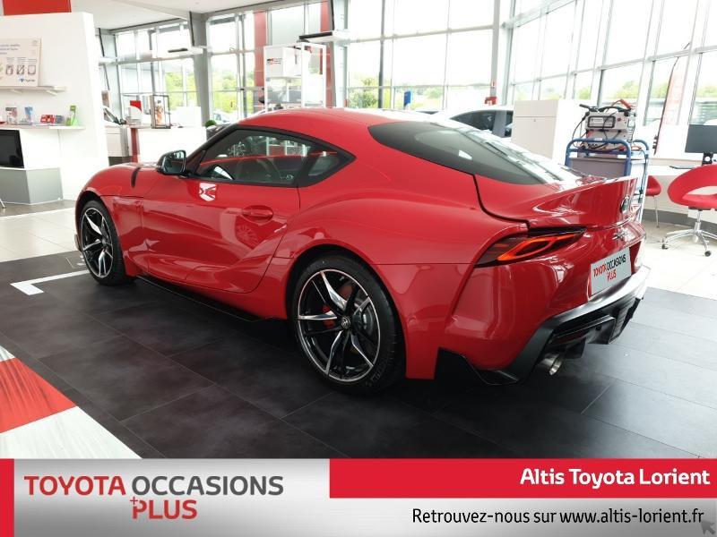 Photo 2 de l'offre de TOYOTA GR Supra 3.0 340ch Pack Premium à 65990€ chez Altis - Toyota Lorient