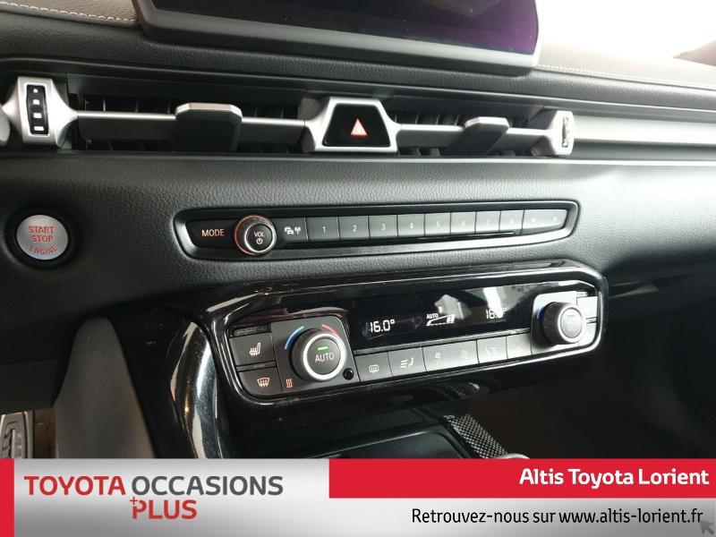 Photo 5 de l'offre de TOYOTA GR Supra 3.0 340ch Pack Premium à 65990€ chez Altis - Toyota Lorient
