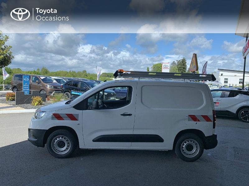 Photo 3 de l'offre de TOYOTA PROACE CITY Medium 75 D-4D Dynamic RC21 à 19990€ chez Altis - Toyota Lorient