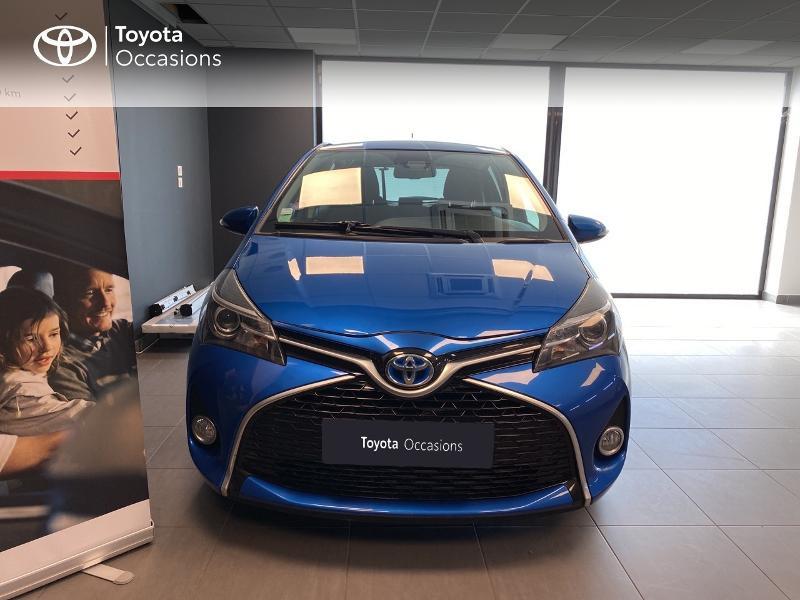 Photo 5 de l'offre de TOYOTA Yaris HSD 100h Design 5p à 12390€ chez Altis - Toyota Lorient