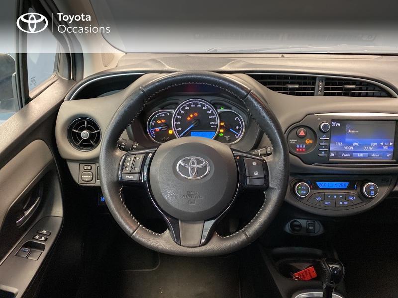 Photo 8 de l'offre de TOYOTA Yaris 100h France 5p à 13980€ chez Altis - Toyota Lorient