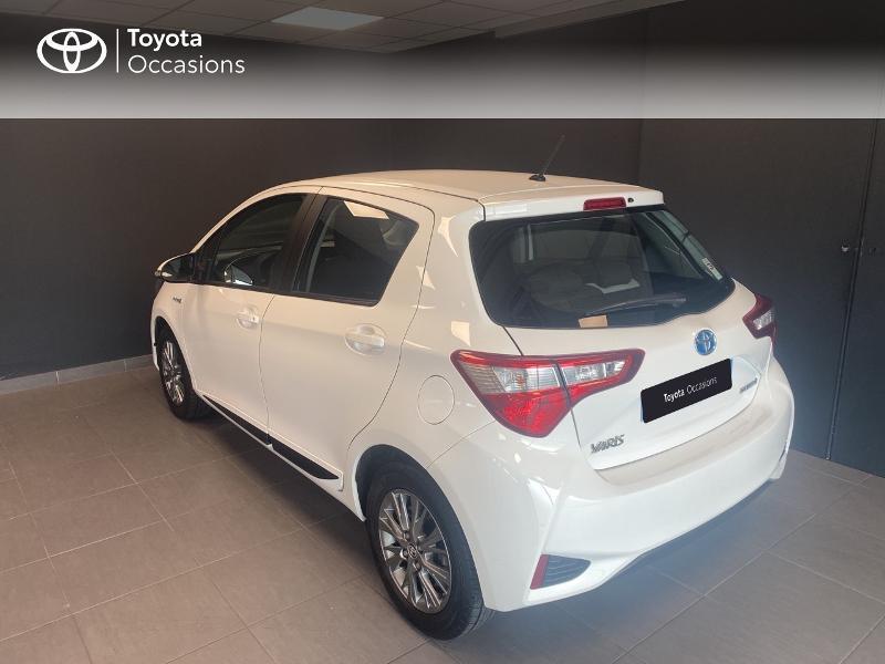 Photo 2 de l'offre de TOYOTA Yaris 100h Dynamic 5p MY19 à 13980€ chez Altis - Toyota Lorient