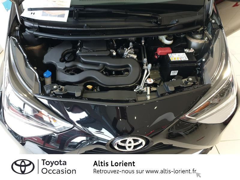 Photo 12 de l'offre de TOYOTA Aygo 1.0 VVT-i 72ch x-play 5p à 11490€ chez Altis - Toyota Lorient