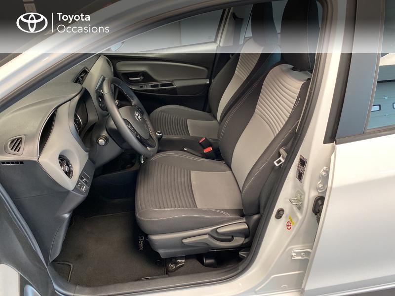Photo 6 de l'offre de TOYOTA Yaris 70 VVT-i France 5p RC18 à 10990€ chez Altis - Toyota Lorient