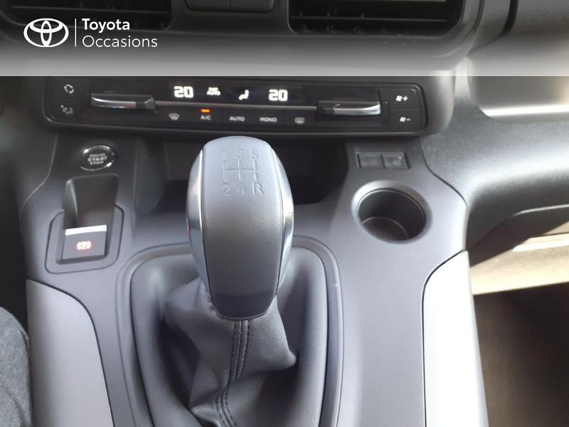 Photo 23 de l'offre de TOYOTA PROACE CITY Verso Medium 1.5 100 D-4D Design à 28190€ chez Altis - Toyota Lorient
