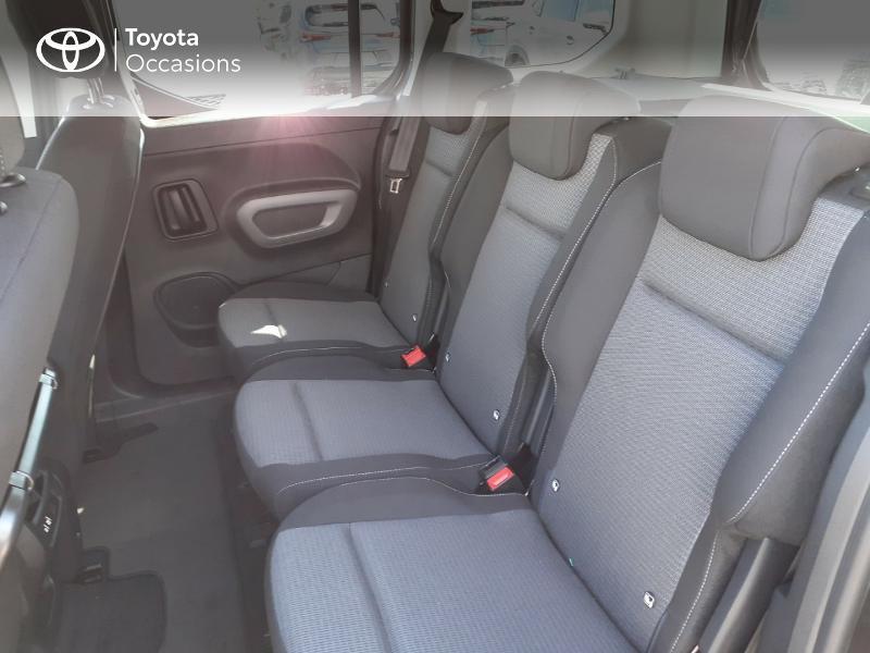 Photo 12 de l'offre de TOYOTA PROACE CITY Verso Medium 1.5 100 D-4D Design à 28190€ chez Altis - Toyota Lorient