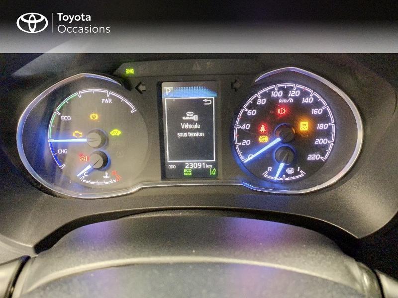 Photo 11 de l'offre de TOYOTA Yaris 100h Dynamic 5p à 12980€ chez Altis - Toyota Lorient