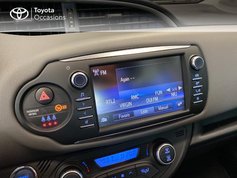Photo 11 de l'offre de TOYOTA Yaris 100h France 5p à 13980€ chez Altis - Toyota Lorient